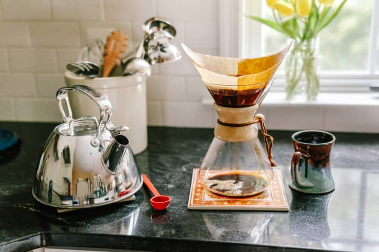 What's The Healthiest Way To Brew Coffee? We Asked The Experts