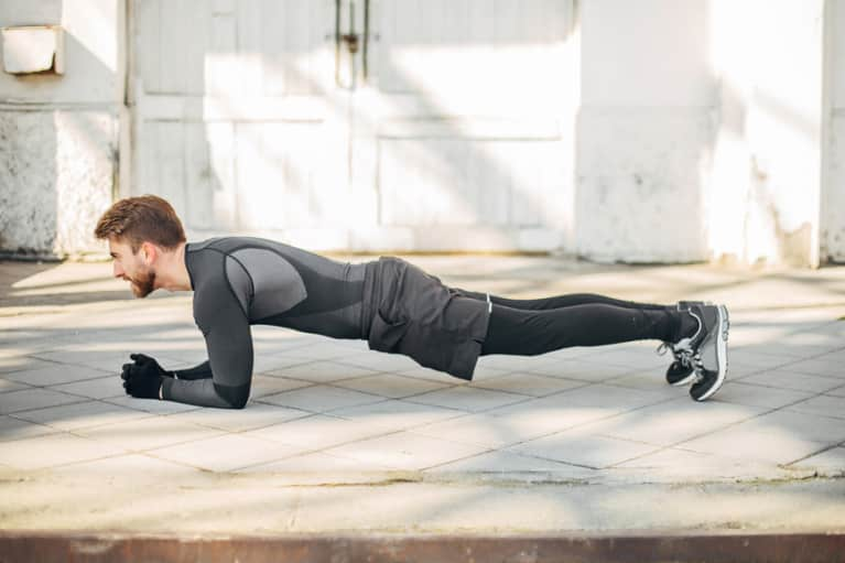 3 Forearm Plank Upgrades For A Stronger Core