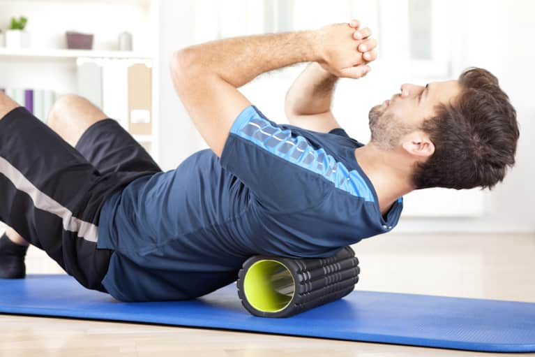 Foam Rolling 101: Stretch Out Your Entire Body