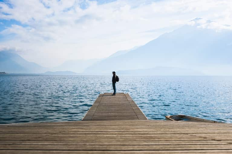 Looking To Become More Spiritual? Take A Vacation