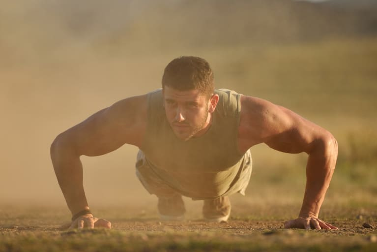 A Navy SEAL's 4 Tips To Boost Mental Toughness