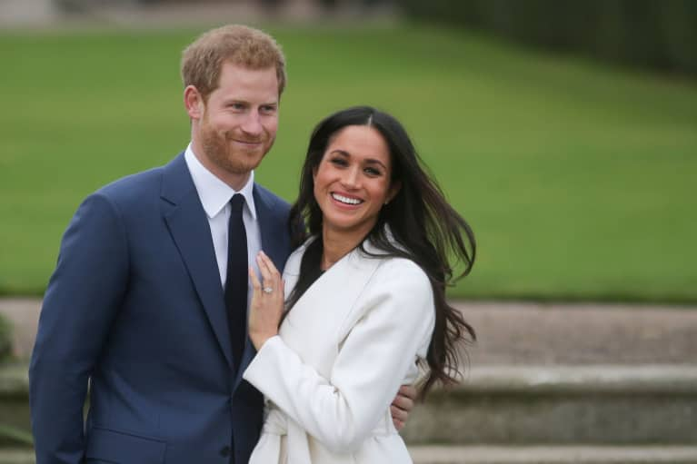 Why We're Applauding Meghan & Harry's Wedding Flowers