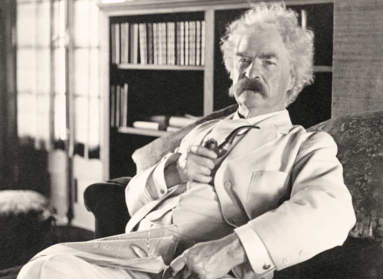 Happy Birthday, Mark Twain! 20 Of His Quotes To Make You Smile