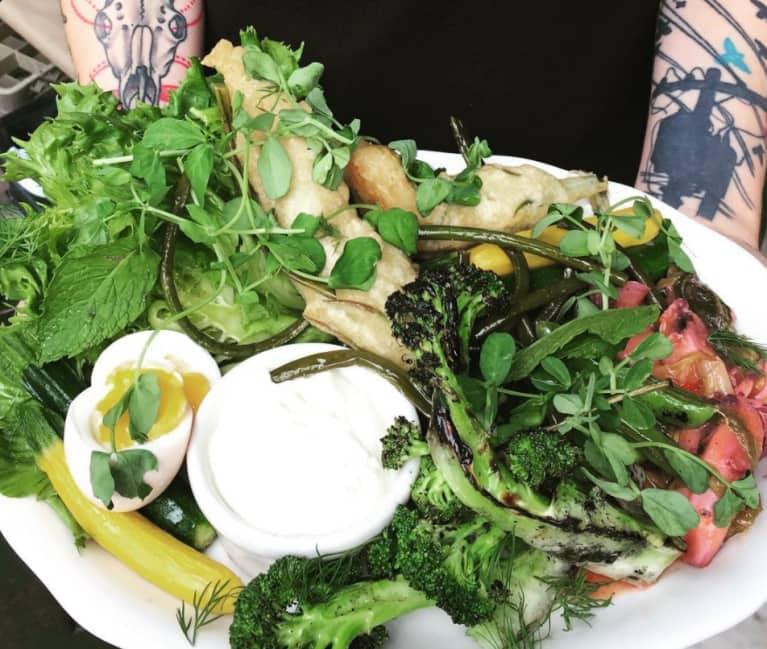 The Best Healthy Comfort Food Restaurants In NYC (According To Wellness Leaders)