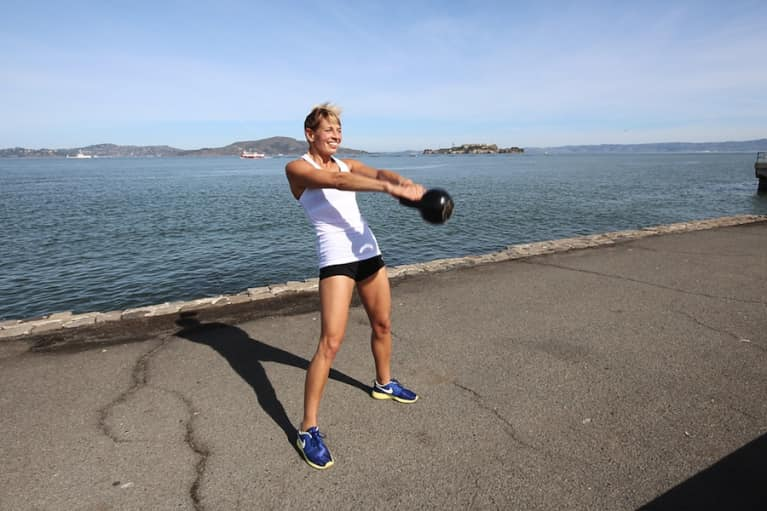5 Reasons You Should Do Kettlebell Swings