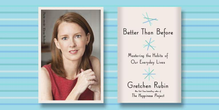Gretchen Rubin On 7 Simple Habits To Help You Eat Better (Infographic)