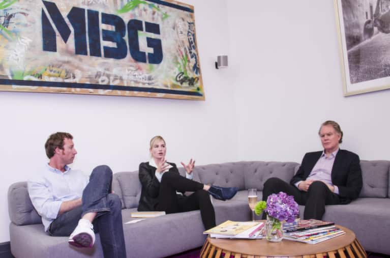 MBG + SmartyPants Event Photos: A Discussion On Simplifying Health