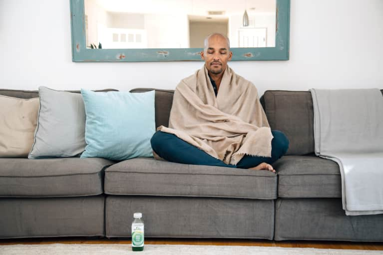 How An LA Meditation Teacher Keeps His Calm All Day Long