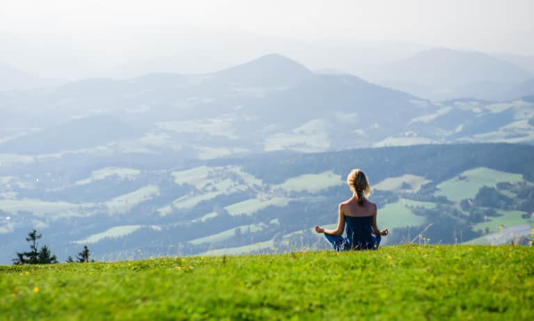 3 Easy Ways To Use Nature To Meditate