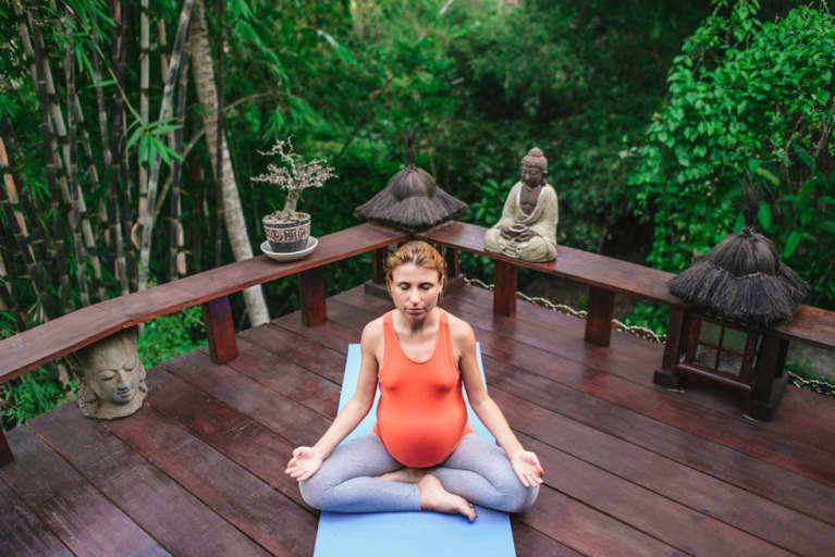 5 Things I Always Tell Pregnant Women About Meditating