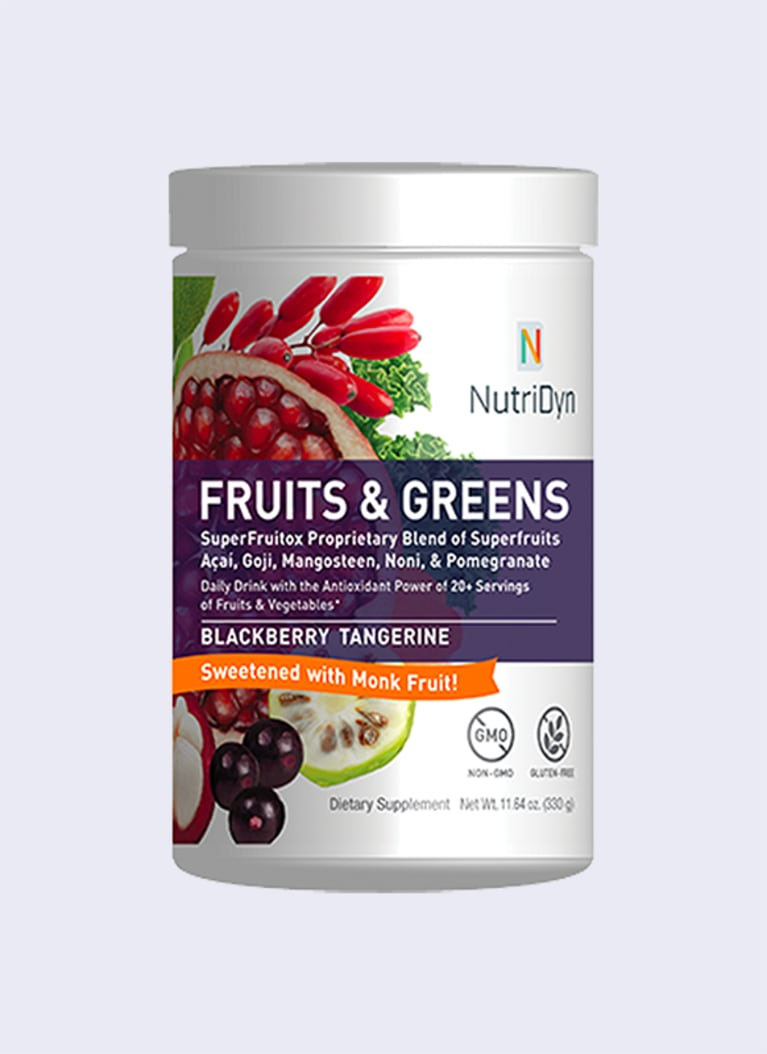 NutriDyn's Fruits & Greens