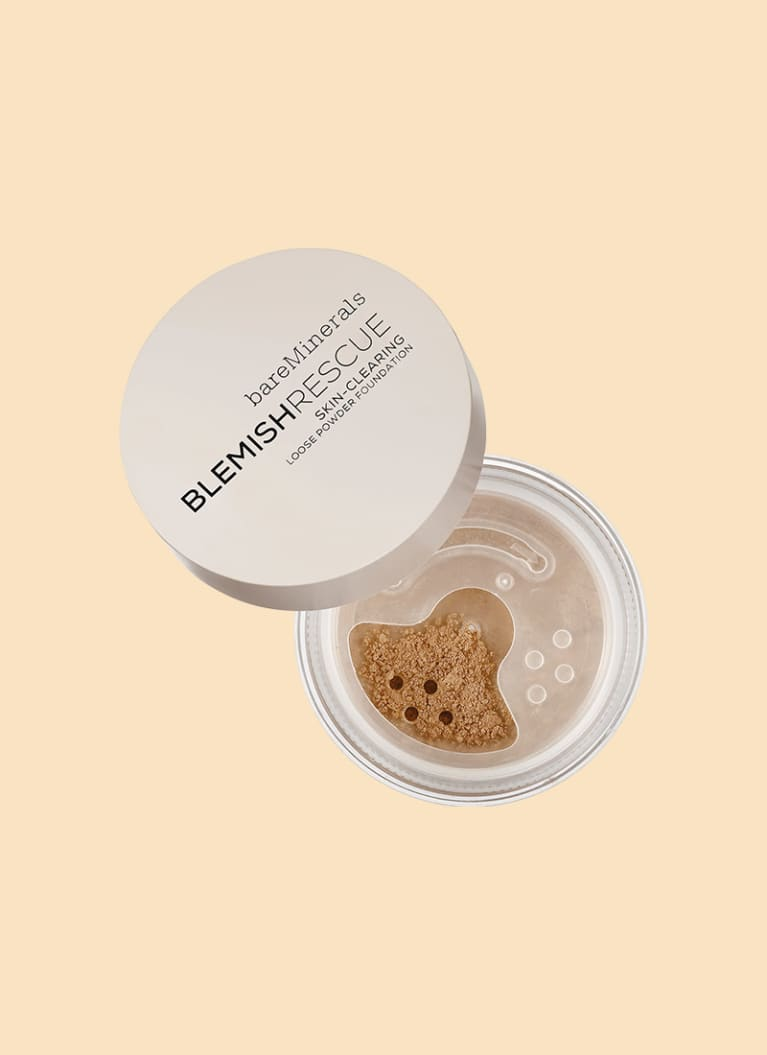 bareminerals rescue powder