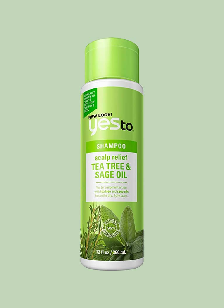 Yes To Tea Tree & Sage Oil Shampoo