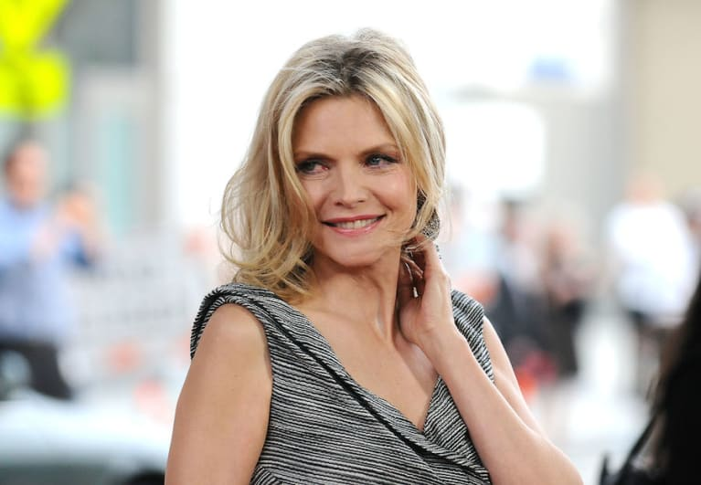 Michelle Pfeiffer Might Be Launching Her Own Wellness Brand
