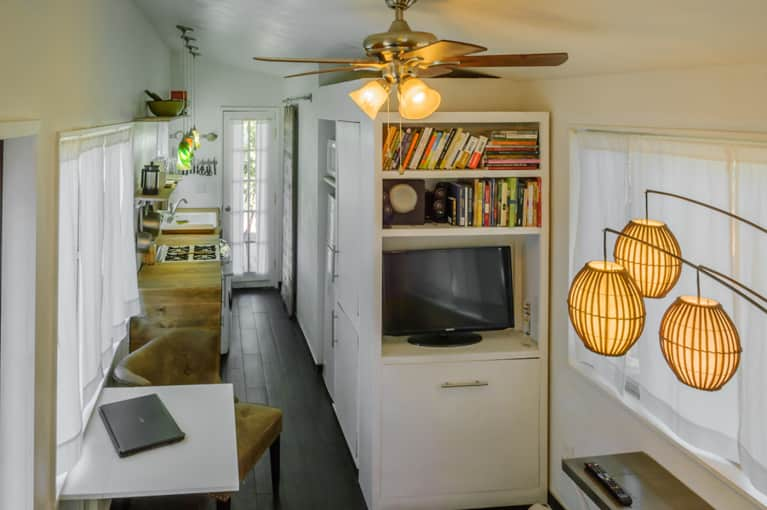 I Built Myself A 196-Square Foot Tiny Home To Live In. Here's Why