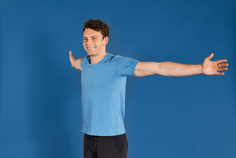 The Only Stretch You Need For Better Posture Instantly