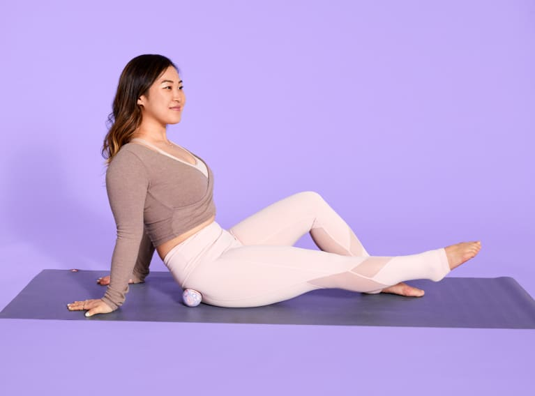 Here's The One Trick To Help Unlock Tension In Your Hips