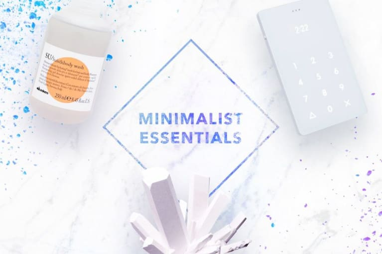 Want To Be A Minimalist? You Need To Get Some Stuff First