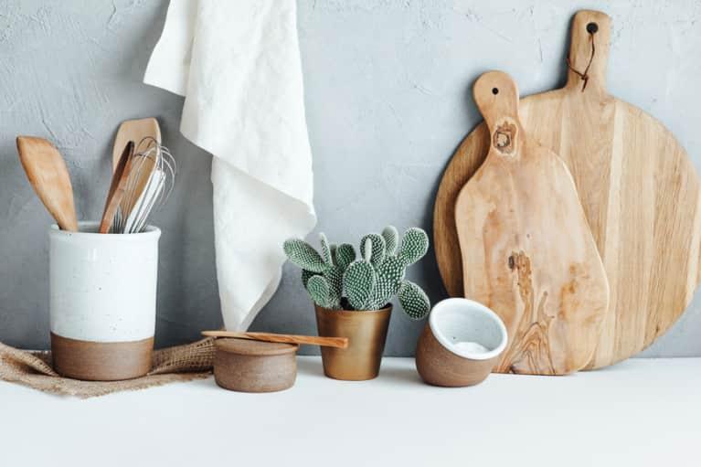 Essentials For A Minimalist Kitchen