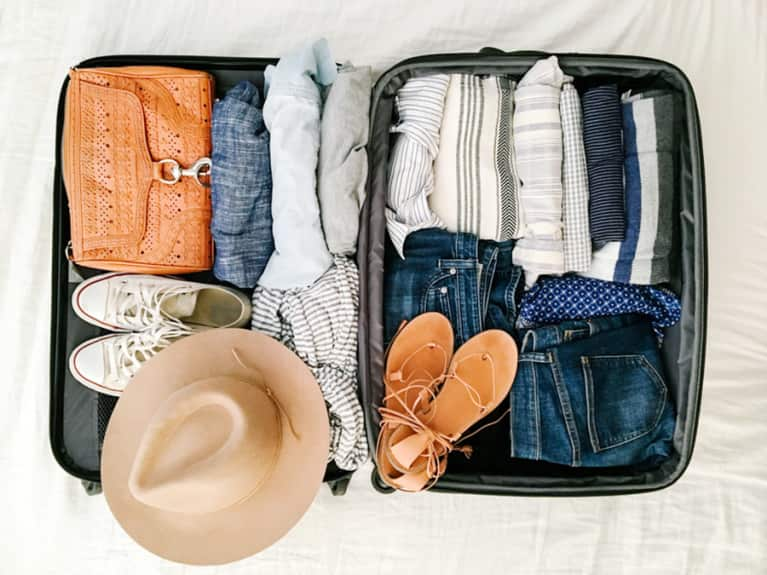 Your Essential Guide To Minimalist Packing