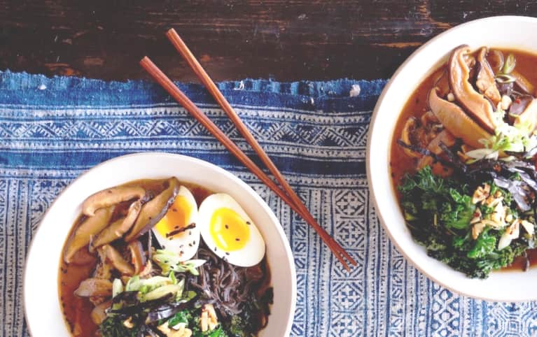 Weeknight Ramen That's Actually Good For You