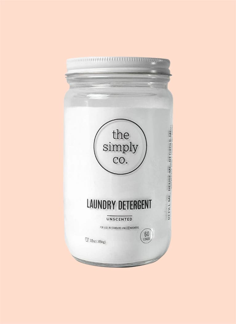 The Simply Co. Unscented Laundry Detergent