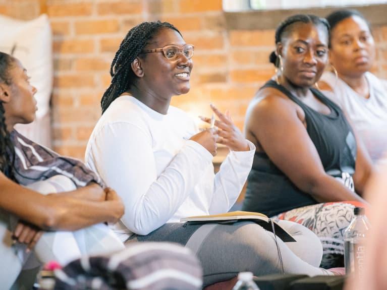 black girls breathing Event