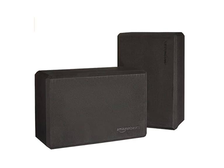 Amazon Basics Foam Yoga Blocks