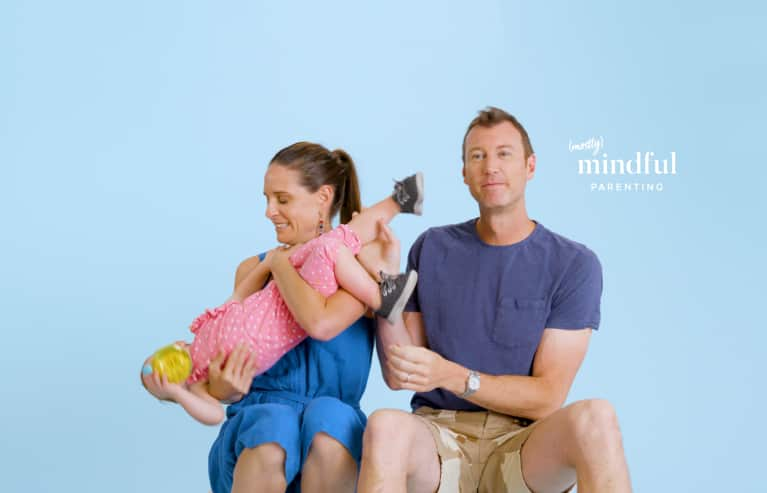 Welcome To (Mostly) Mindful Parenting!