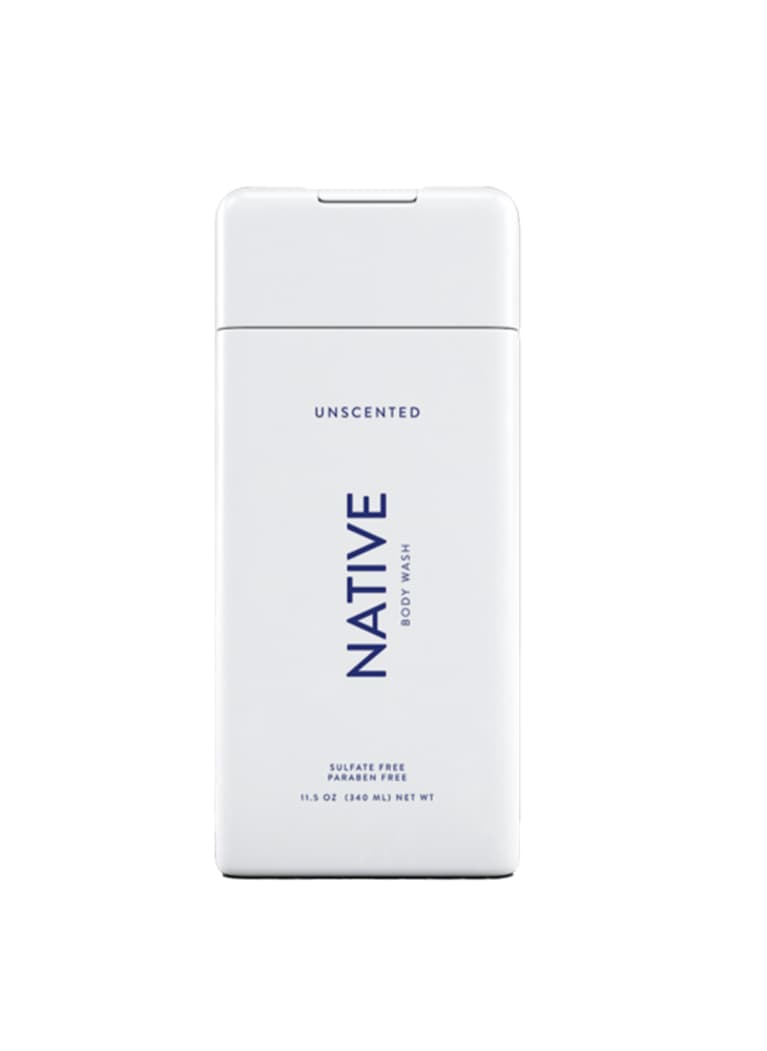 Native Unscented Body Wash