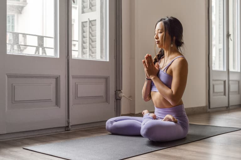 New Study Finds People Who Meditate Deal With Stress More Quickly