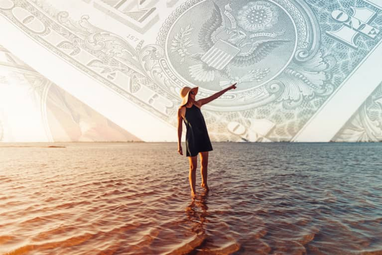 Money Is Empowerment: 9 Mindful Ways To Get The Wealth You Deserve