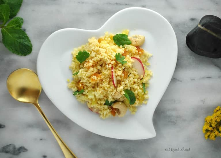 15-Minute Dinner: Moroccan-Spiced Couscous With Mint
