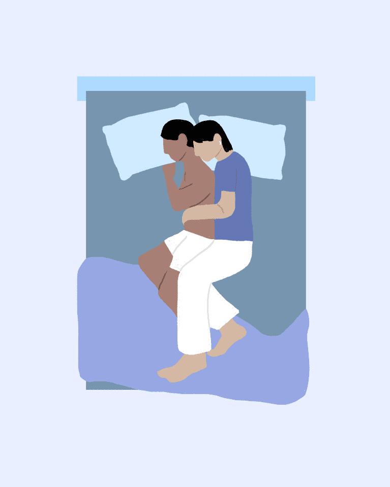 Signs they are sleeping together