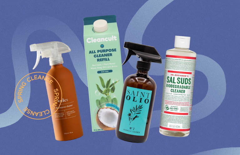 These 18 Cleaning Products Are Safe & Sustainable — And They Actually Work