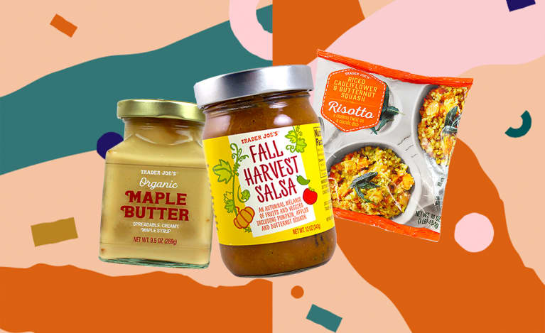 The 8 Best Trader Joe's Buys To Stock Up On This Fall