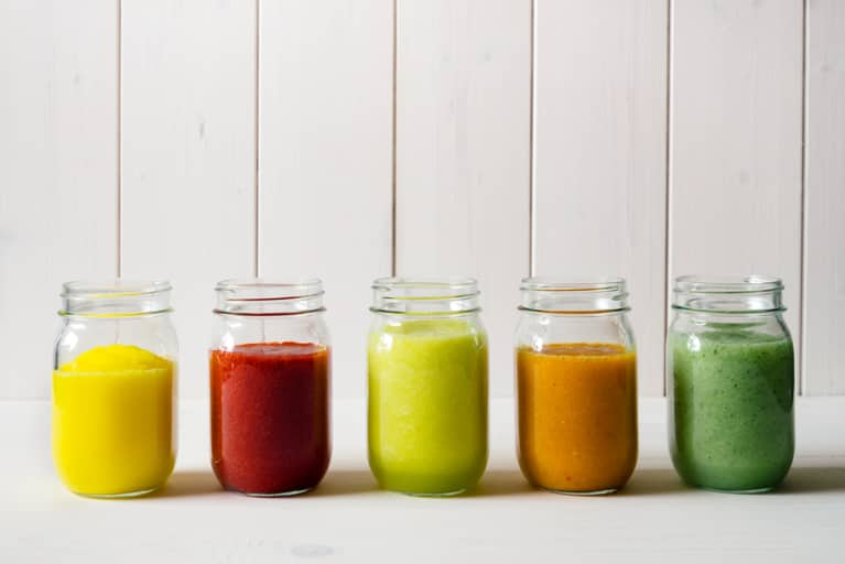 Why I Recommend A Juice Cleanse In 2016