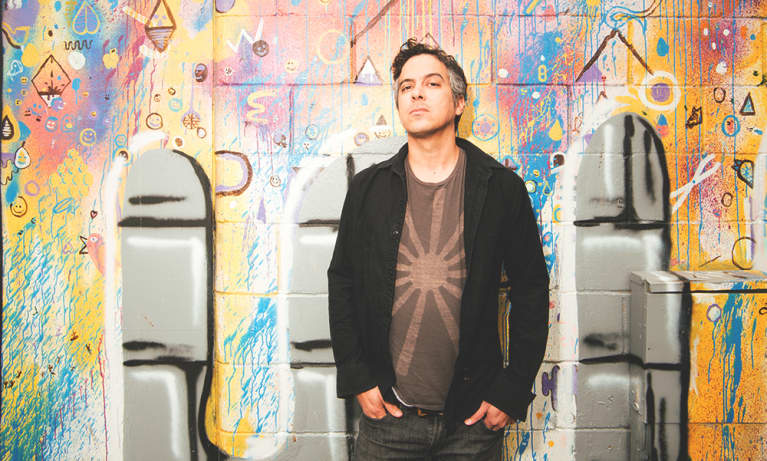 M. Ward On His Fave Way To Get Fit + How He Escapes