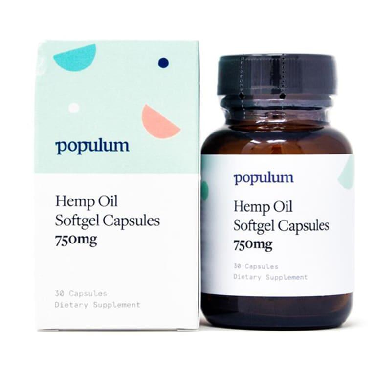 populum CBD capsules