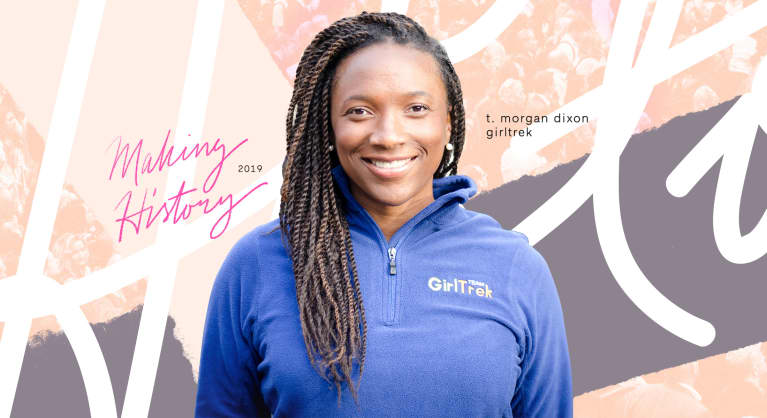 T. Morgan Dixon of GirlTrek on the Power of a Morning Walk