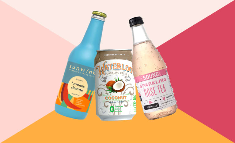 These Healthy Soda Alternatives Are Sparkly AF & Oh-So-Delicious