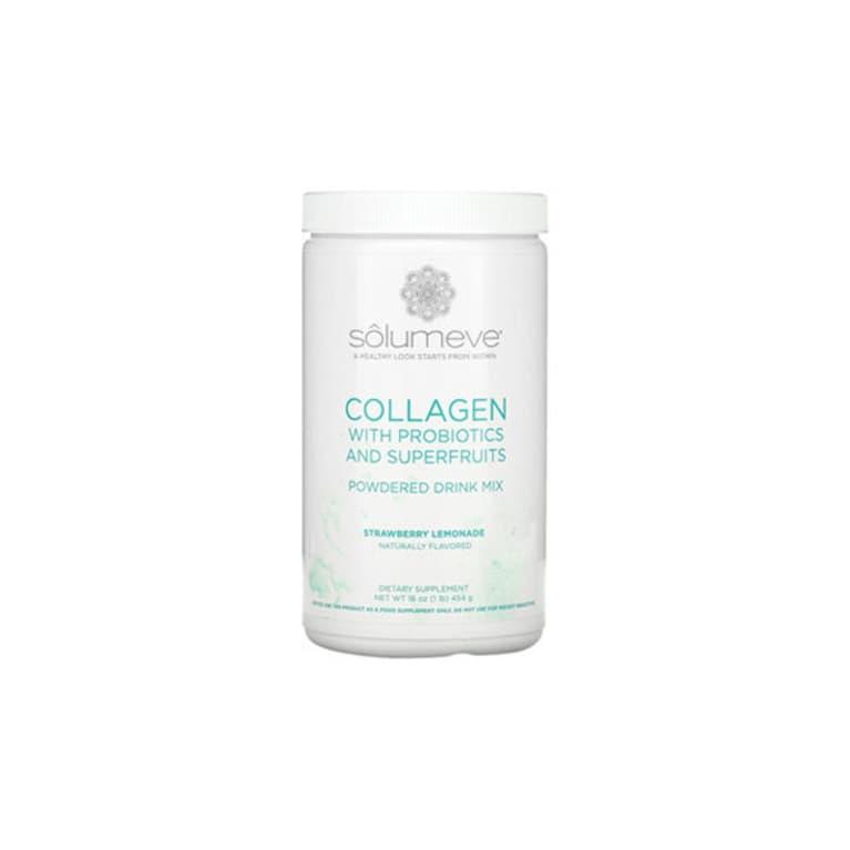 Sôlumeve Collagen with Probiotics and Superfruits