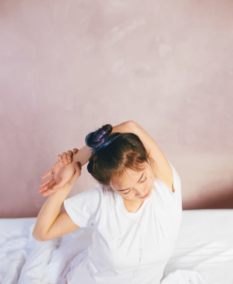 Try These Three Morning Stretches For More Flexibility