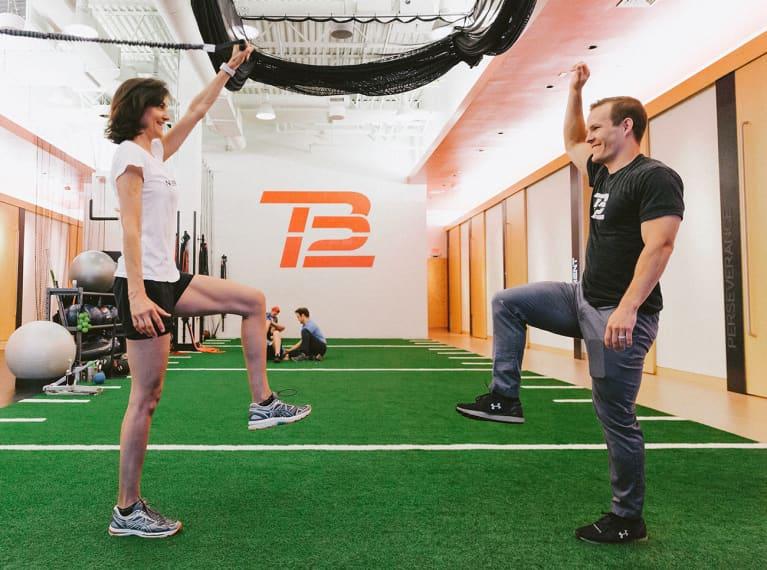 90:90 Single Leg Balance