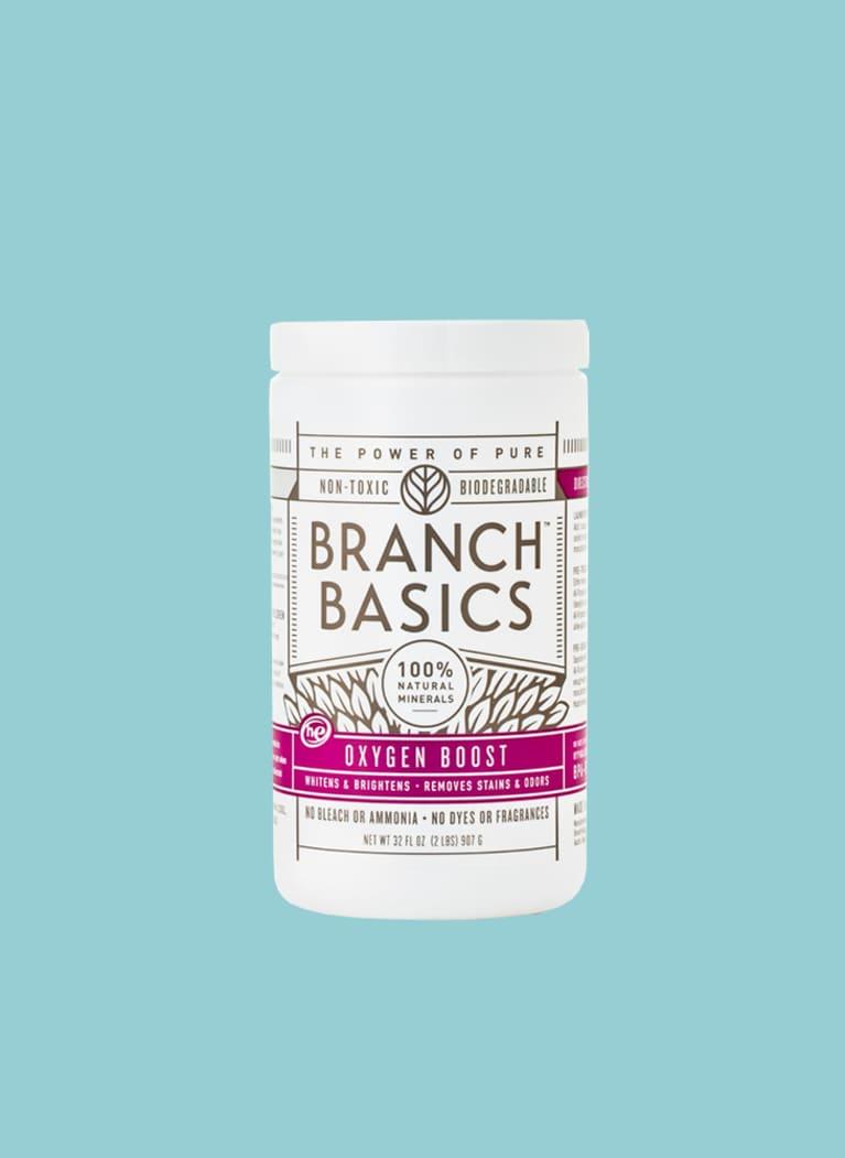 Branch Basics oxygen boost bottle