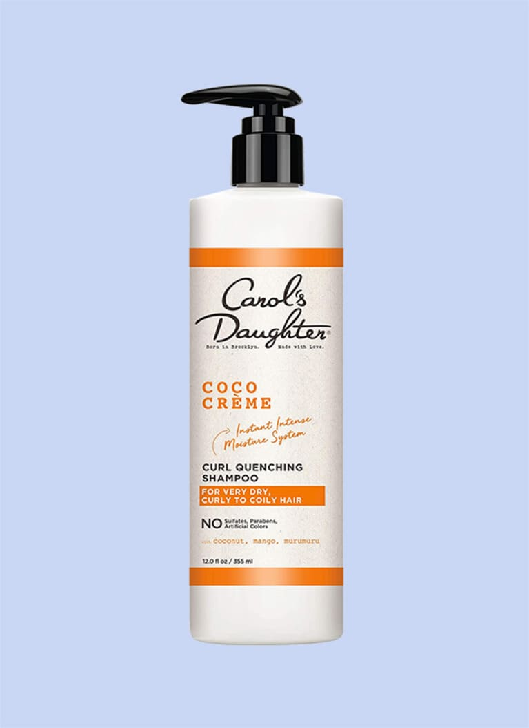 carols daughter coco creme shampoo