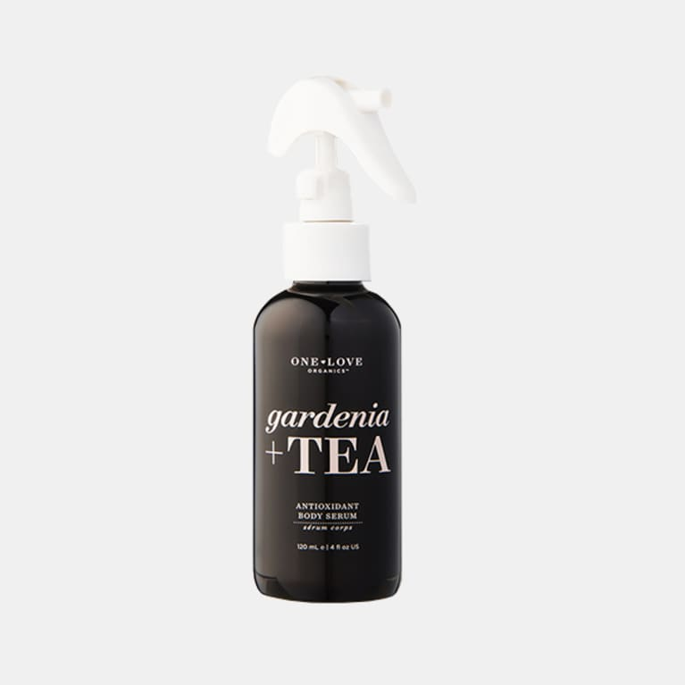 One Love Organics Gardenia + Tea Antioxidant Body Serum