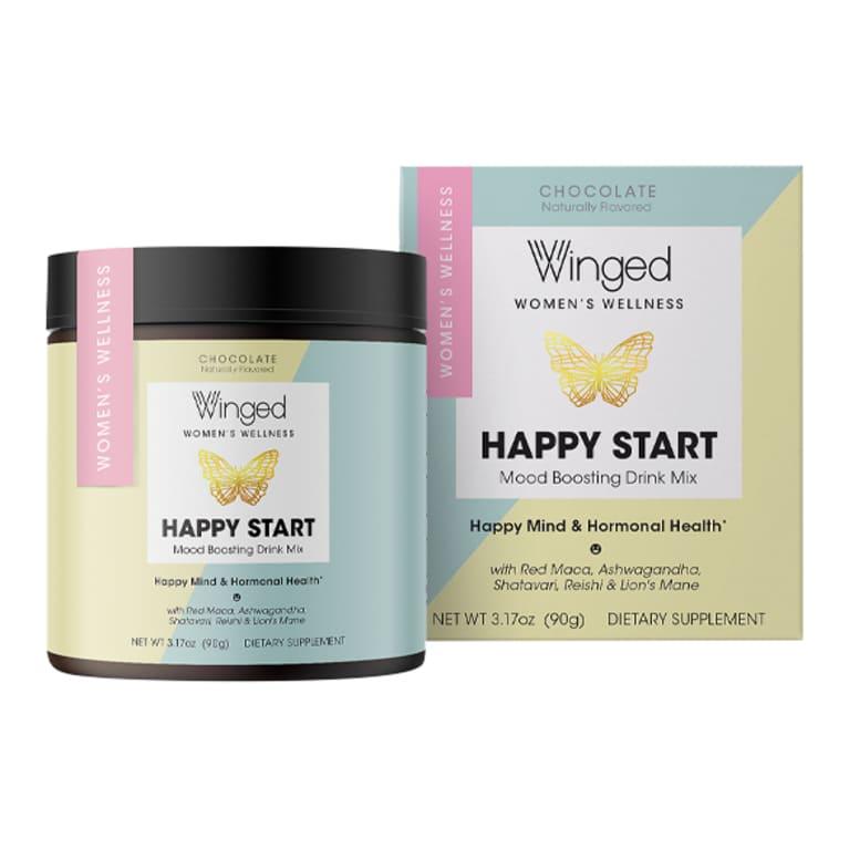 Winged: Happy Start Powder