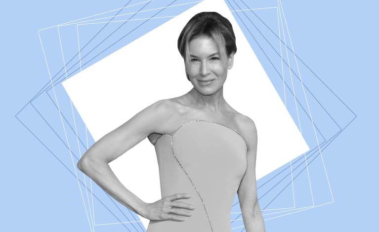 Renée Zellweger Shares 3 Secrets To Having A Healthy Work-Life Balance