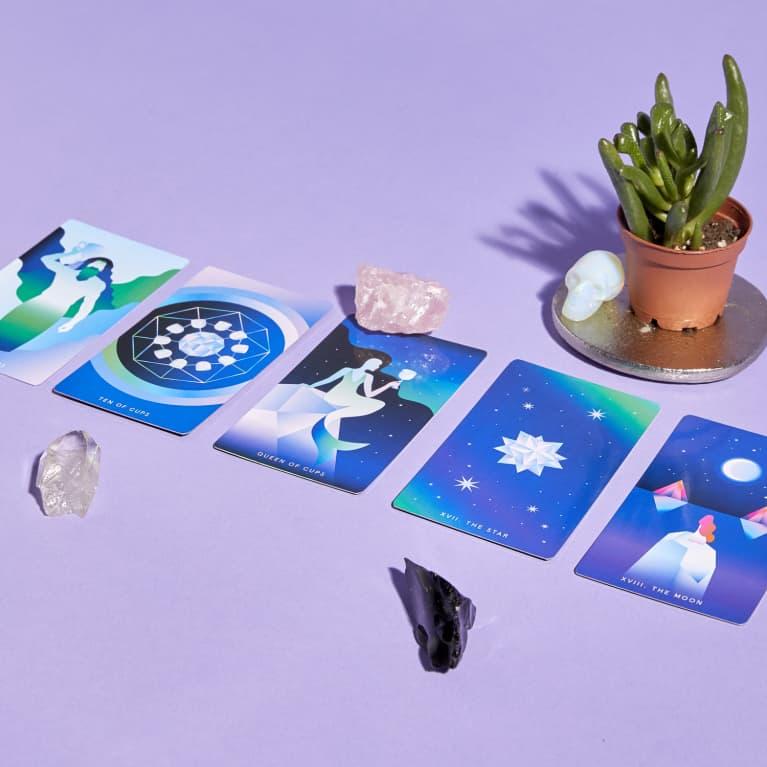 Five Tarot Card Spread